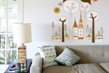 Wall Decoration Ideas / Get inspiration for your wall decoration.