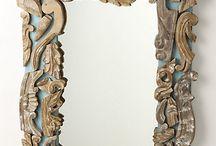 Mirror mirror on the wall / by Sherri White