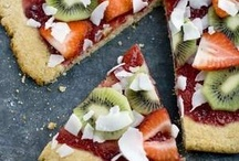 Pizze pazze dolci ,salate .....