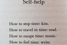 advices and words
