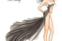 Victoria Secret Fashion Art