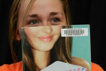#BookFace / Pinterest resources to use for a Book Face project.