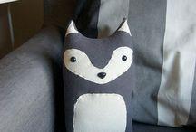 wolf sewed