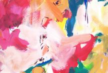 """Exhibition """"ANNETTE KUNOW"""" / A essência do trabalho da artista Annette Kunow é a composição em um campo aberto de possibilidades. A sinuosidade das formas em contraste com cores fortes resulta em figuras enigmáticas, despojadas de excessos. As cores vivenciam sua plenitude e dialogam livres, não há leis fundamentais ou regras, mas sim o resultado da combinação do inconsciente da artista com o representativo (José Roberto Moreira - Curador e Galerista)."""