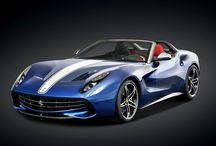 Ferrari  E' festa con la F60America / Maranello, 10 ottobre 2014 Per celebrare i 60 anni della presenza in nord America la Casa di Maranello riprende la tradizione, tipica degli anni '50 e '60, delle vetture prodotte in numero estremamente limitato e su richiesta.