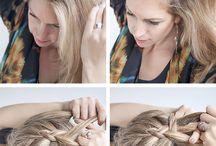 Причёски / М-модно, п-просто, к-красиво