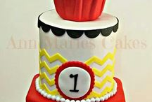Tatum's 1st Birthday