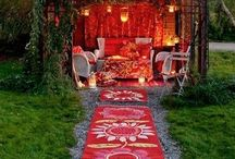 Outdoor Spaces / Slowly building my dream garden...one day to become real. Ideas and inspirations...