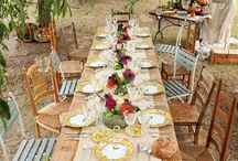 Country chic wedding ideas / Getting married in the country can be a very rustic chic type of wedding. Country weddings take shape and are often influenced by the nature that surrounds the area. When planning a country wedding try to find a location that speaks to what type of wedding you would like to have. Here you can view all of our featured real country weddings that act as the perfect inspiration for weddings in the country. www.weddingsumbria.com