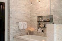 Renovations bathrooms