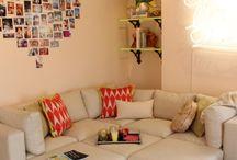 Teenage girl rooms