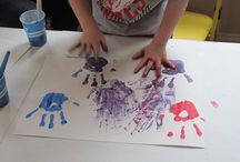 Homeschool: Art and Creativity / A variety of interesting art project ideas for our homeschooling lives. / by Alexa C