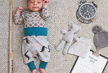 Babyfotos Ideen
