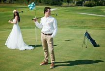 Golf Weddings / by Kingswood Golf Estate