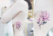 Flowertatto
