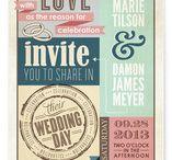 Melissa's Wedding Invitations
