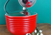 Vintage Kitchenware and Tableware / Old kitchen utensils and gadgets to make life a little easier back in the day.