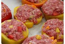 Mini meatloafs