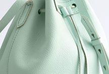 Mint & Green Bags & Wallets