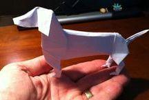 Magic origami