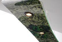 Snowboard Lighting Design