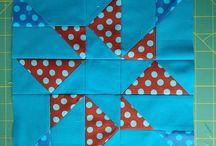 Patchwork blocks