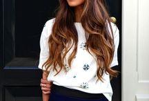 Long & sxy  hair