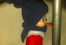 Elf On A Shelf!! / by Shania Hazellief