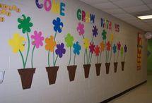 Garden Themed Classroom / My idea board for a garden themed classrom