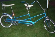 Tandem bikes and other