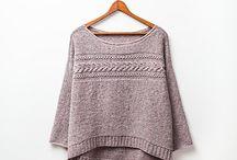 Knit patterns I want to make