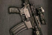 Weaponary
