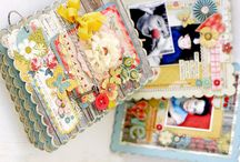 scrapbooking ideas / by Jennifer Sweet