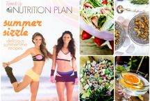 Summer Sizzle / Slimming recipes, delicious entertaining dishes and healthy cocktails for all summer long! / by Tone It Up Karena & Katrina