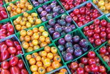 Farmářské trhy a tržnice celého světa