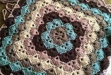 Crochet picot & filet