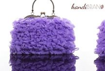 DYI Materials, Yarns, Leather and Metal Part / https://handibrand.gr/index.php