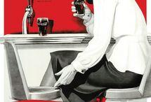 Coke cola / Poster