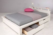 des lits