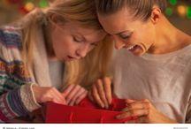 Weihnachten / Alles rund um Weihnachten vom Ursprung des Weihnachtsfestes bis hin zu Noten der Weihnachtslieder