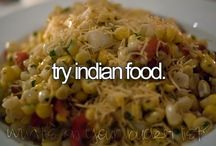 """Indian Delicacies- Eat, drink and relish!!!  / Spices and flavors brings out the richness in the Indian cuisine. If you haven't tried Indian Food even once, you can not be considered as a """"True Foodie""""."""