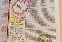 Titus Bible Journaling