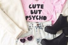 FASHION : School / Outfits, ideas and inspirations for school.