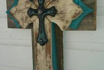 Crosses, Heart and Wings.... / by Donna K. Billman