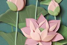 Flores painel