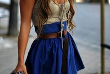 Lovely summer fashion