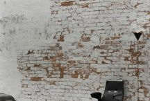 Brick Wall Feature