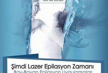 LAZER EPİLASYON