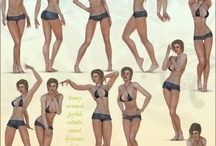 Reference Pics- Poses / by Julie Lane