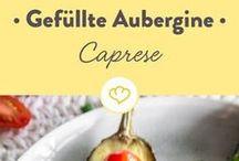 Kochen - Aubergine - Zucchini